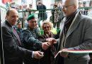 Il presidente Vincenzo Pepe inaugura il 1° corso per guardie a Melfi