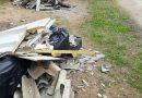 Le Gez del Salento scoprono e segnalano rifiuti pericolosi