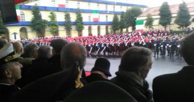 Carabinieri. Le felicitazioni del presidente Pepe a Giovanni Nistri neo comandante dell'Arma
