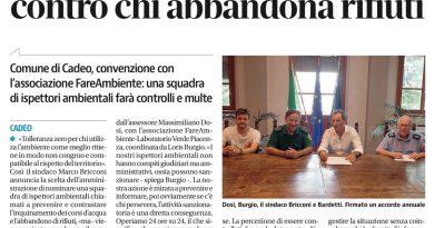 Piacenza: Gez a tutto campo contro rifiuti e abbandono di animali