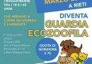 Laboratorio Verde di Rieti: Al via le iscrizioni per il corso per diventare Guardie EcoZoofile di FareAmbiente.