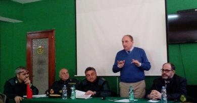 Il Responsabile Nazionale delle Guardie di Fare Ambiente Prof. Pepe Vincenzo in visita straordinaria in Basilicata a Melfi (PZ)