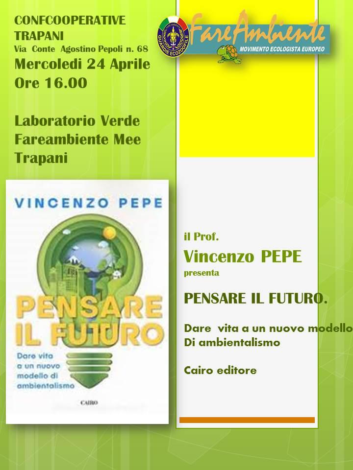 Il Prof. Pepe Vincenzo in visita al Laboratorio Verde di Fare Ambiente MEE a Trapani
