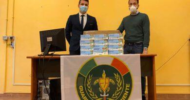 FareAmbiente Montefiascone: Al via oggi le consegne di 2.000 mascherine donate dal Dott. Fabio Notazio