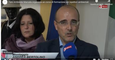 """FareAmbiente Marsala 1° Corso di """"ISPETTORE AMBIENTALE COMUNALE"""""""